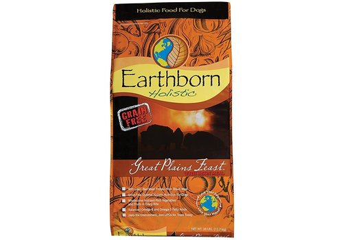 Earthborn EB Great Plains Feast 28lbs