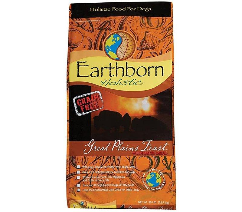 Earthborn EB Great Plains Feast 28lbs