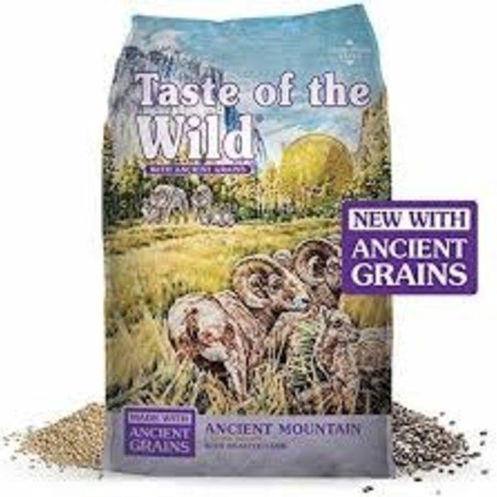 Taste of the Wild TOW Ancient Mountain 28#