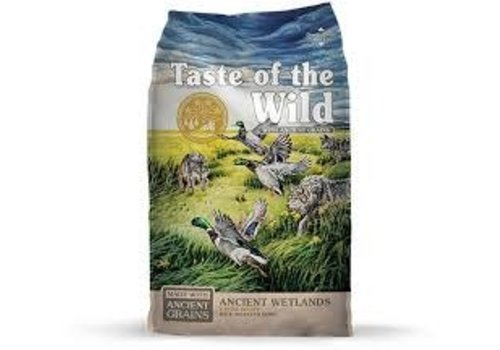 Taste of the Wild TOW Ancient Wetlands 28#