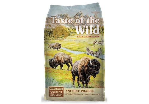 Taste of the Wild TOW Ancient Prairie 28#