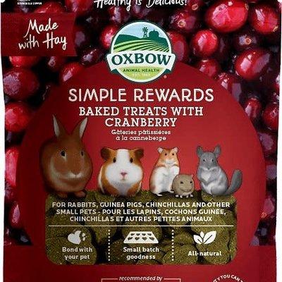Oxbow Oxbow Cranberry Treat 2oz