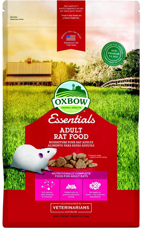 Oxb Rat Adult 3# - Woofs N Hoofs