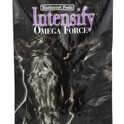 Bluebonnet Feeds Bluebonnet Intensify Omega Force 50#