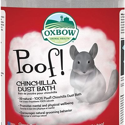 Oxbow Oxb Poof Dust Bath