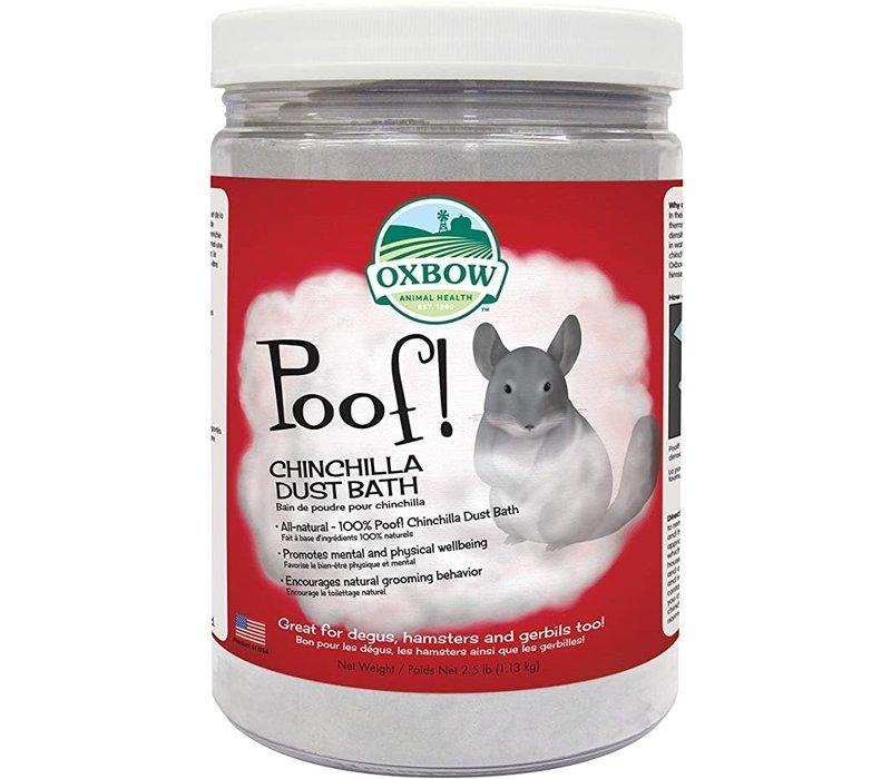Oxb Poof Dust Bath