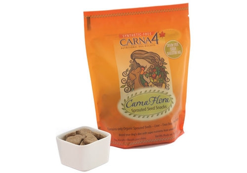 Carna4 Carna4 Flora Sprouted Seed Snacks 16oz