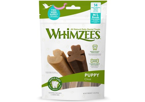 Whimzees Whimzee Puppy LB 7.4oz
