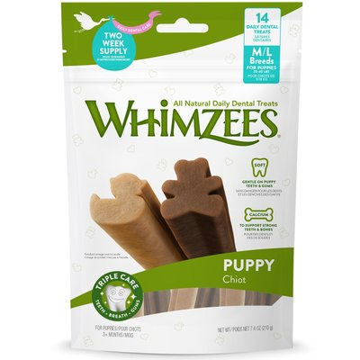 Whimzees Whimzees Puppy Small Breed 7.9oz