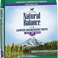 Natural Balance NB Lamb LB 28#
