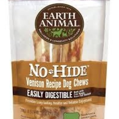 Earth Animal No Hide Venison (2 pack/ 7 inch)
