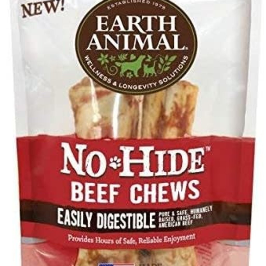 Earth Animal No Hide Beef (2 pack/ 7 inch)