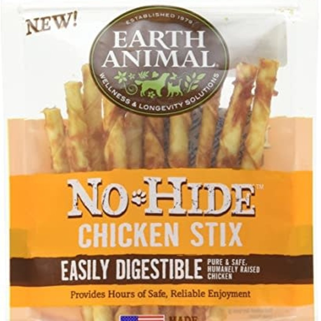 Earth Animal No Hide Chicken (10 pack)