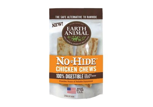Earth Animal No Hide Chicken (2 pack/ 7inch)