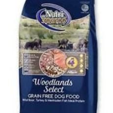 NutriSource NutriSource Grain Free Woodlands Select 30#