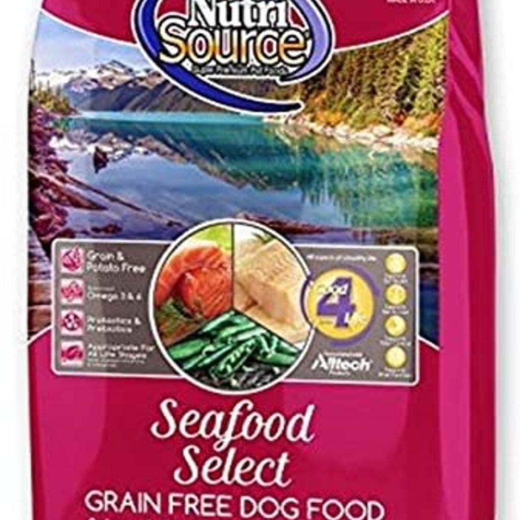 NutriSource NutriSource GF Salmon 30#
