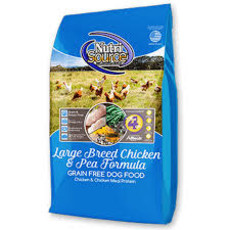 NutriSource NutriSource GF Chicken LB 30#