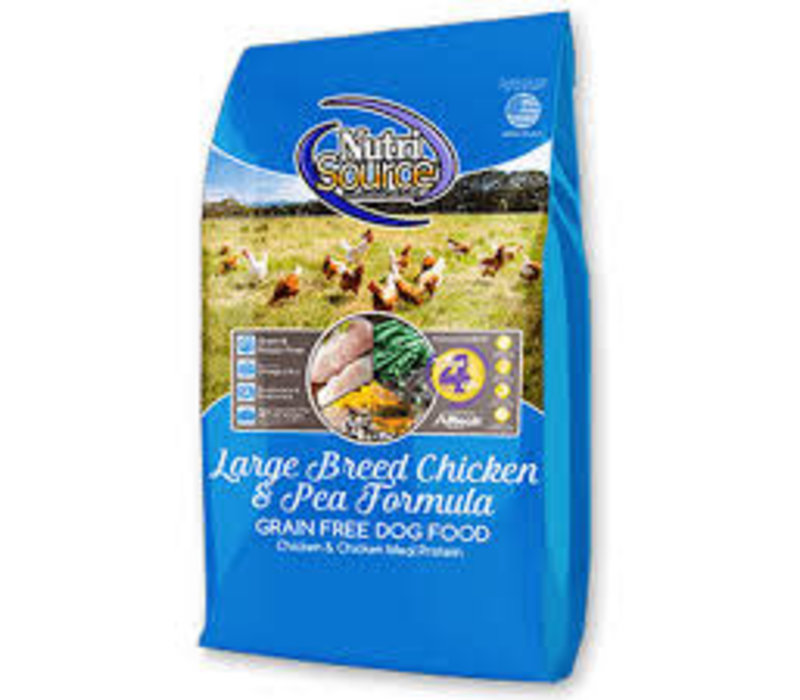 NutriSource GF Chicken LB 30#