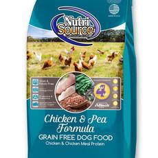 NutriSource NutriSource GF Chicken 30#