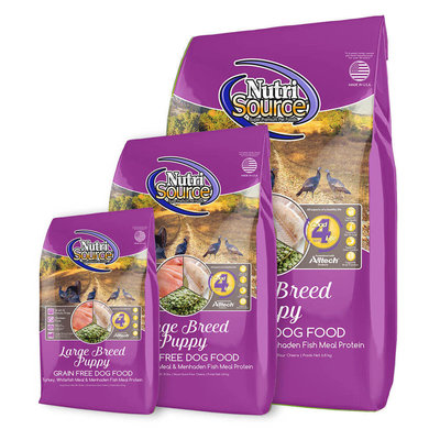 NutriSource Nutrisource Grain Free Large Breed Puppy #30