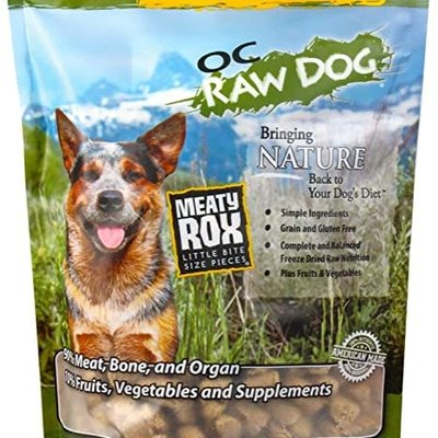 OC Raw OC Raw FD Chicken Rox 5.5oz