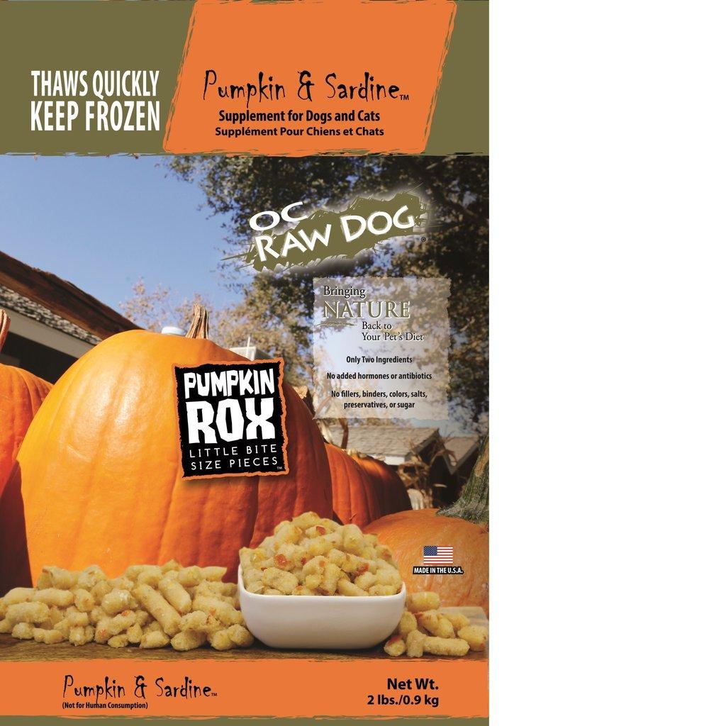 OC Raw Frozen OC Raw Pumpkin/Sardine Rox 2#