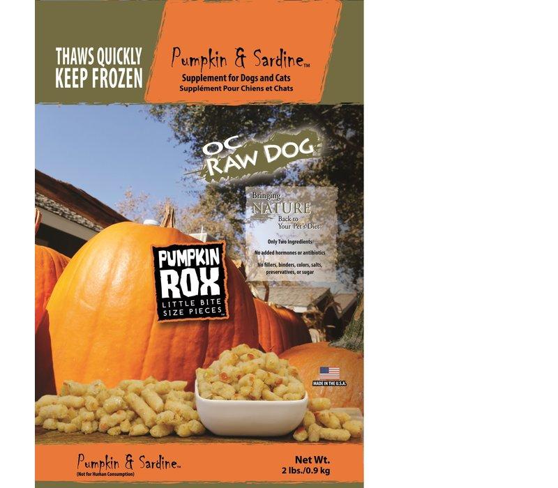 Frozen OC Raw Pumpkin/Sardine Rox 2#