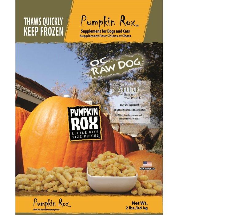 Frozen OC Raw Pumpkin Rox 2#