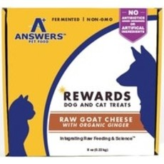 Answers Pet Food Answers Goat Milk Cheese w/Ginger 8oz