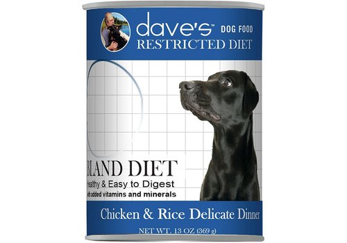 Dave's Pet Food Dave's Chicken/Rice 13oz
