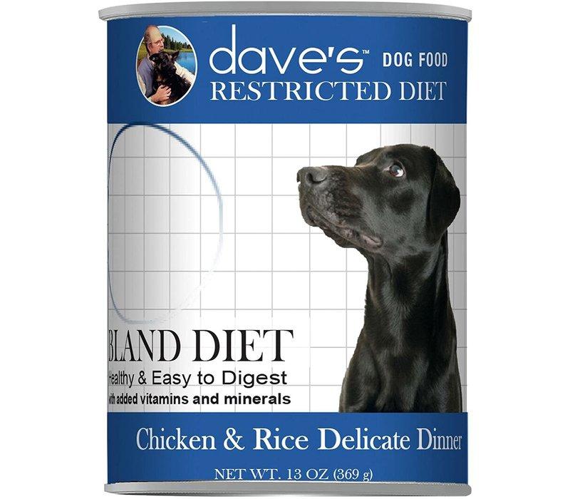Dave's Chicken/Rice 13oz