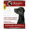 Dave's Pet Food Dave's Res Diet Chix Dog 13oz