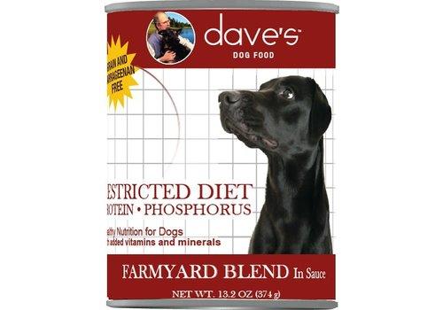 Dave's Pet Food Dave's Res Diet Chix Dog 13oz