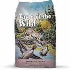 Taste of the Wild TOW Lowland Creek Cat  5#
