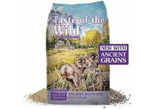 Taste of the Wild TOW Ancient Mountain 5#
