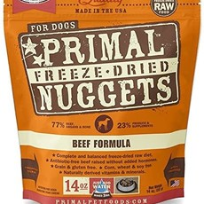 Primal Primal Freeze Dried FD Beef 14oz
