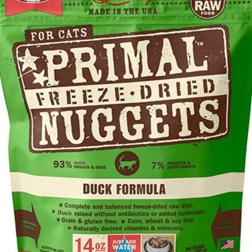 Primal Primal FD Duck Cat 14oz
