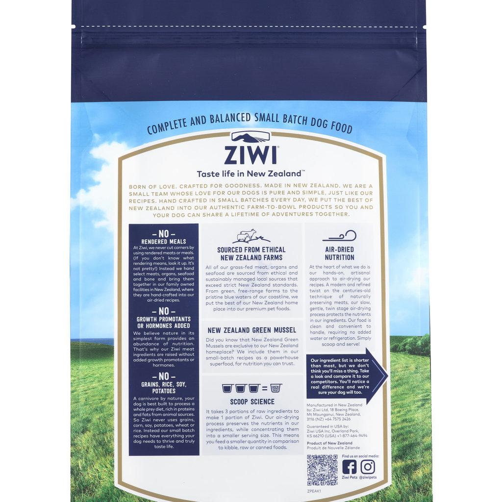 Ziwi Peak Ziwi Peak Air-Dried Dog Beef 8.8lbs