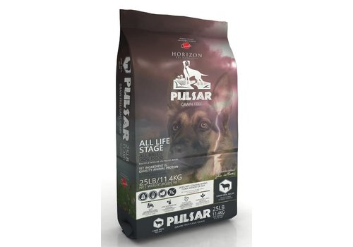 Horizon's Pulsar Horizon Pulsar Lamb Meal Recipe Grain-Free Dry Dog Food 25#