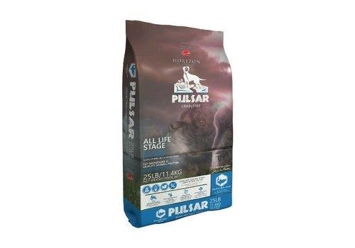 Horizon's Pulsar Pulsar Salmon Meal Recipe Grain-Free Dry Dog Food 25#