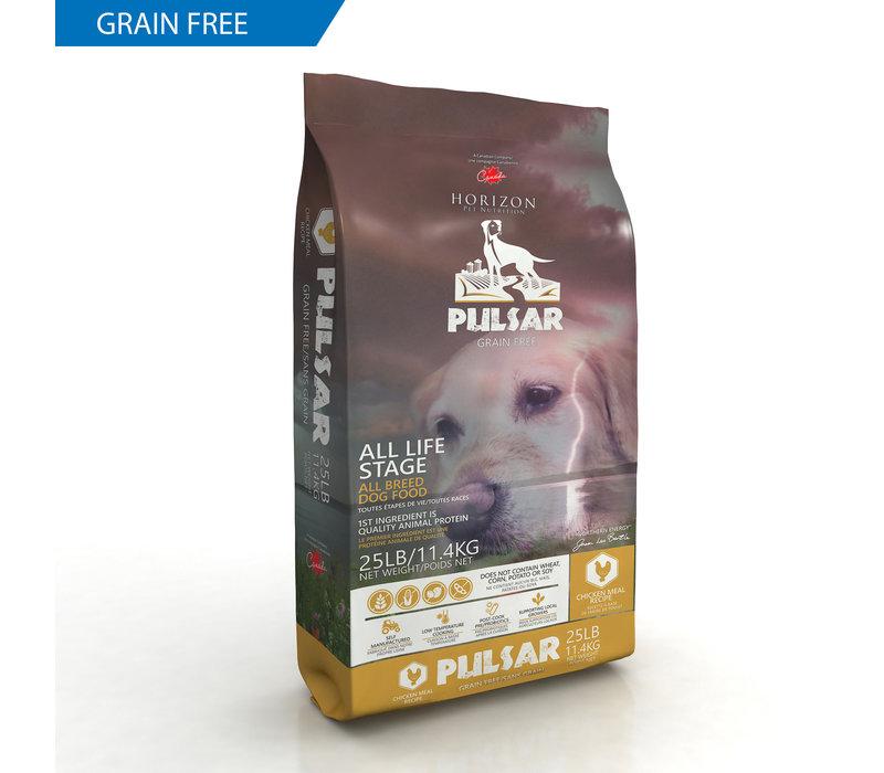 Horizon Pulsar Chicken Meal Grain-Free Dog Food 25#