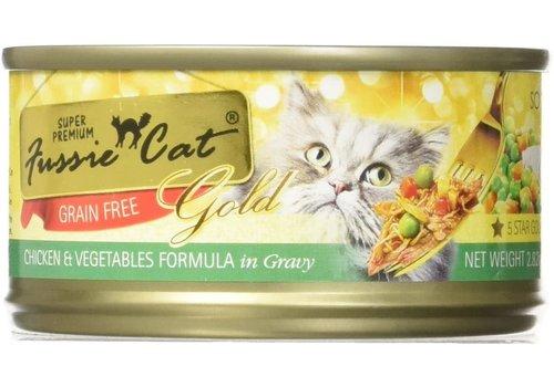 Fussie Cat Fussie Cat Chick/Veg 3oz