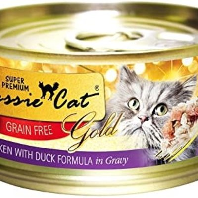Fussie Cat Fussie Cat Chicken/Duck 2.8oz