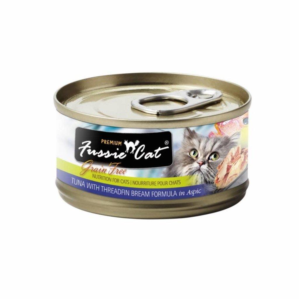 Fussie Cat Fussie Cat Tuna Threadfin 2.8oz