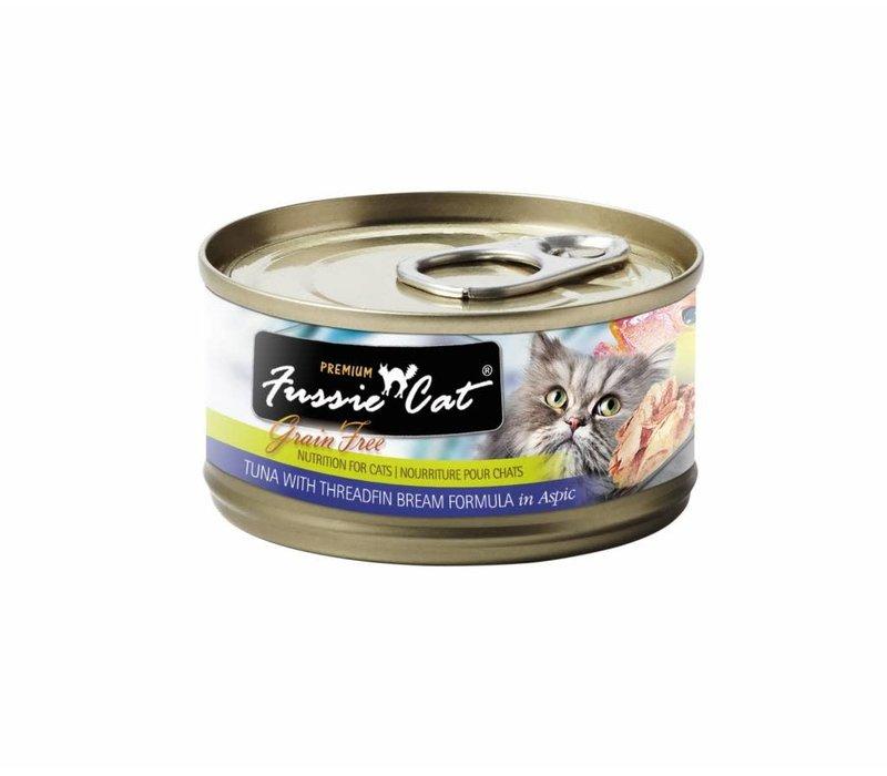 Fussie Cat Tuna Threadfin 2.8oz