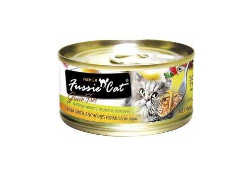 Fussie Cat Fussie Cat Tuna/ Anchovy 2.8oz