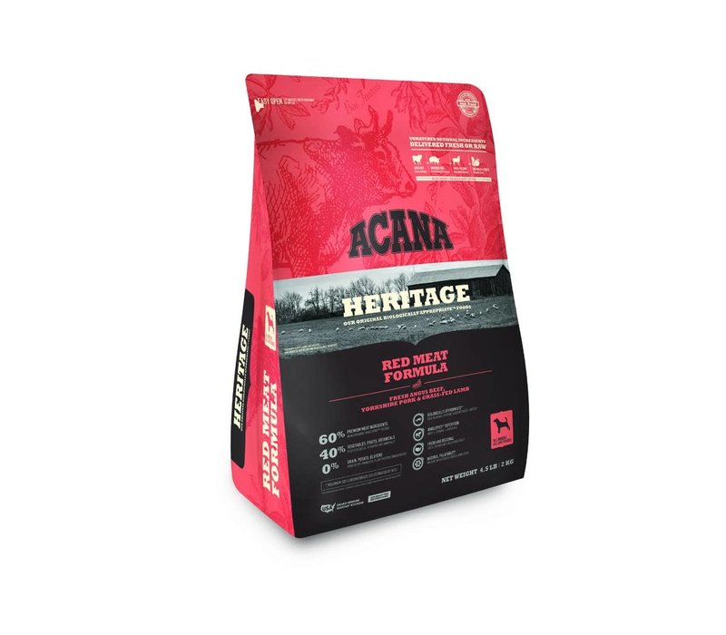 Acana Red Meat 4#