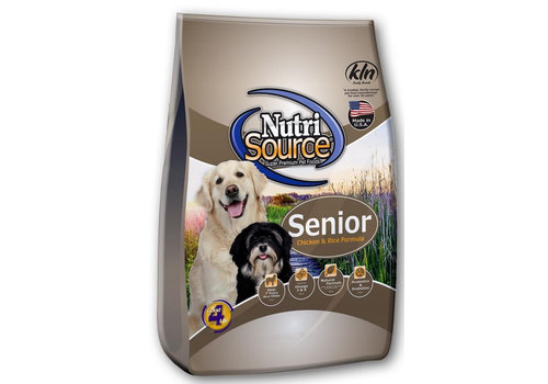 NutriSource NutriSource Senior Chix 15#