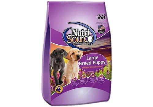 NutriSource Nutrisource LB Puppy 15#