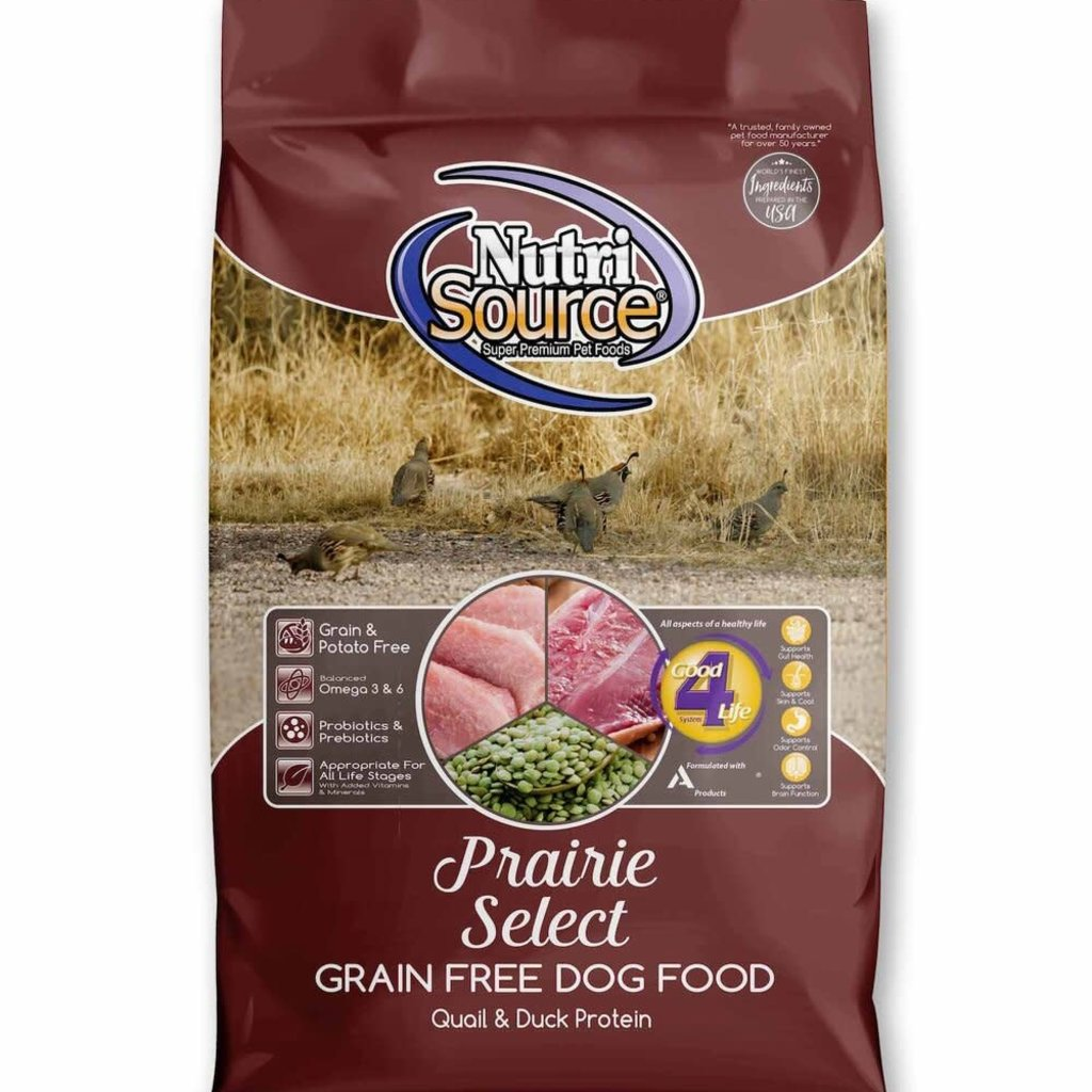 NutriSource NutriSource GF Prairie 5#